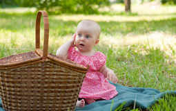 Beautiful baby Royalty Free Stock Photography