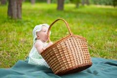 Beautiful baby Stock Image