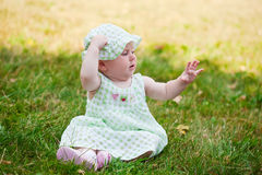 Beautiful baby Royalty Free Stock Images