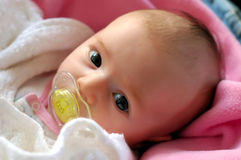 A beautiful baby Stock Photo