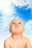 Beautiful baby Royalty Free Stock Photography