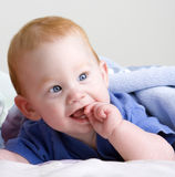 Beautiful baby Stock Image