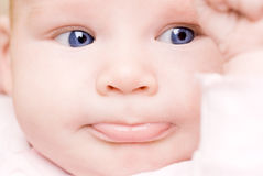 Beautiful baby Royalty Free Stock Image