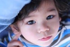 Beautiful baby boy Stock Image