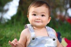 Beautiful baby boy Stock Photography