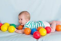 Beautiful baby boy Royalty Free Stock Image