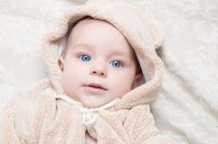 Beautiful baby girl Stock Photography