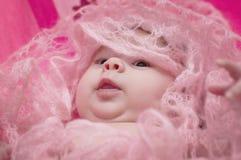 Beautiful baby girl Royalty Free Stock Photos