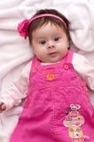 Beautiful baby girl Royalty Free Stock Photo