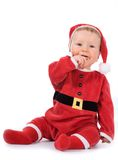 Beautiful baby gnome Stock Images