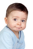 Beautiful baby with nice eyes Stock Image