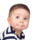 Beautiful baby with nice eyes Stock Images