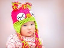 Beautiful baby portrait Stock Photo