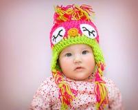 Beautiful baby portrait Stock Photography