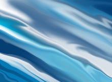 Beautiful, ocean waves artistic, background. Beautiful background with blue ocean waves illustration, original artistic, background Stock Photos