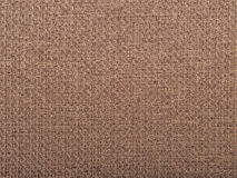 Beautiful background. Brown linen natural canvas texture background Stock Image