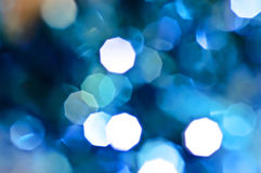 Beautiful background of holiday lights Stock Photos