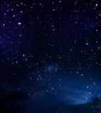 Beautiful background, nightly sky. Beautiful background of the night sky with stars Royalty Free Stock Image