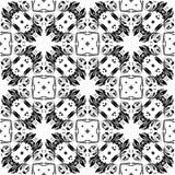 Vector seamless design pattern. royalty free illustration
