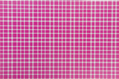 Beautiful background texture of checked squre white and pink Stock Image
