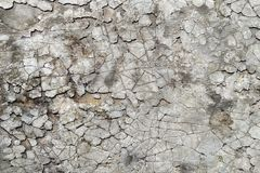 Background texture old cracked paint Royalty Free Stock Images