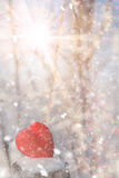 Beautiful background Valentine Day Royalty Free Stock Photo