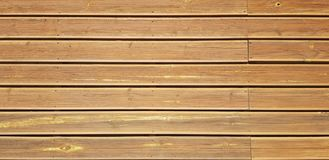 Thin brown wood planks texture and background. stock image
