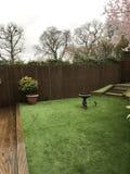 Beautiful backyards Royalty Free Stock Photography
