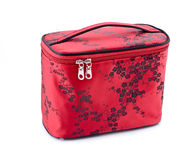 Beautiful bag. On the white background royalty free stock photo