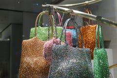 Beautiful bags Royalty Free Stock Photos