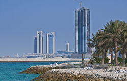 Beautiful Bahrain Stock Image