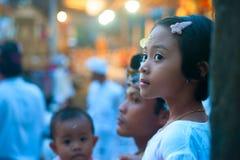 Beautiful Balinese girl Stock Photo