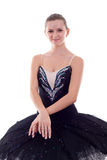 Beautiful ballerina Royalty Free Stock Photo
