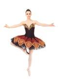 Beautiful ballerina Stock Image
