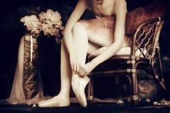 Beautiful Ballerina Royalty Free Stock Image