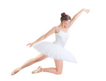 Beautiful ballerina Stock Image