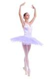 Beautiful ballerina dancer Royalty Free Stock Photography