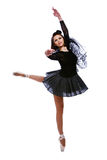 Beautiful ballerina dancing ballet dance Stock Photos
