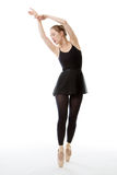 Beautiful ballerina Royalty Free Stock Photos
