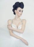 Beautiful ballerina Royalty Free Stock Photography