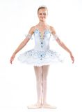 Beautiful ballerina Stock Photo
