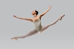 Beautiful ballet Stock Photography