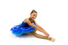 Beautiful ballet dancer Stock Image