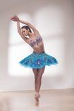 Beautiful ballet dancer  Royalty Free Stock Image