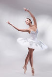 Beautiful ballet dancer Royalty Free Stock Photos