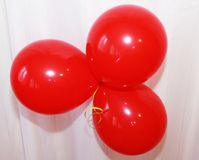 Beautiful balloon, holiday symbol Stock Photo