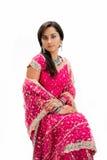 Beautiful Bangali bride Royalty Free Stock Photo