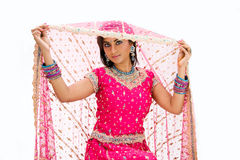 Beautiful Bangali bride  Stock Photo