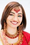 Beautiful Bangali bride Stock Images
