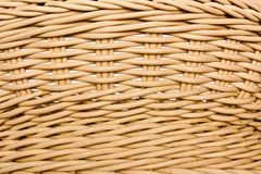 Beautiful Basket Texture Royalty Free Stock Images